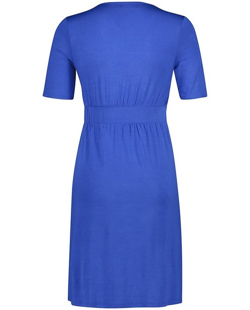 Robes - Robe bleue Mamalicious