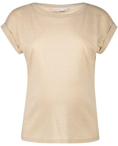 T-shirt met metaaldraad JoliRonde