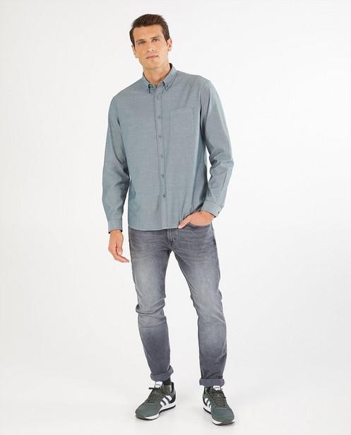Grijze slim jeans Keith s.Oliver - Keith - S. Oliver