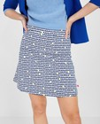 Rokken - Witte rok met print Froy en Dind