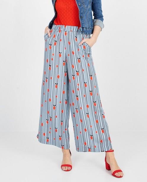 Pantalons - Broek met print Froy en Dind