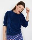 Sweaters - Blauwe blouse Froy en Dind