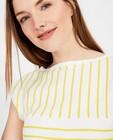 Truien - Wit shirt met strepen Froy en Dind