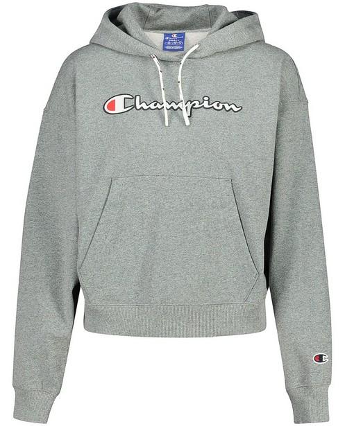 Hoodie gris Champion - Comfort fit - Champion