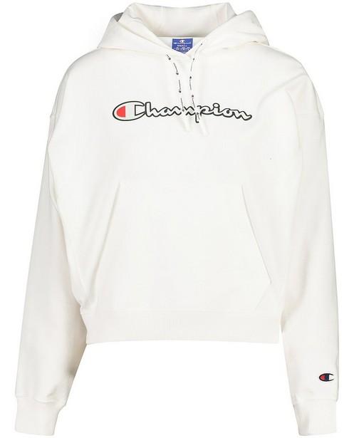 Hoodie blanc Champion - Comfort fit - Champion
