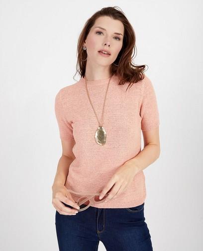 T-shirt rose Sora