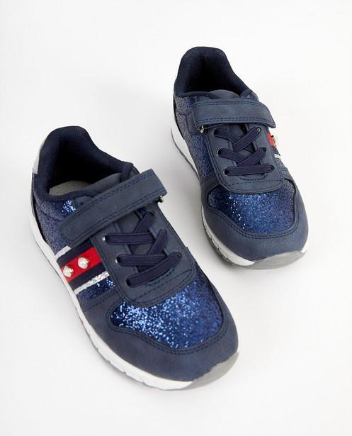 Schoenen - Blauwe sneakers, maat 28-34
