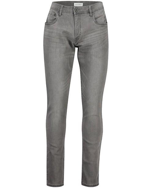 Jeans skinny grisJimmy - stretch - Quarterback