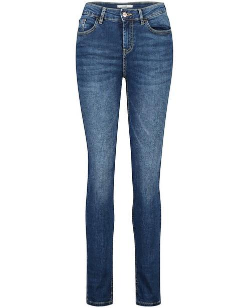 Jeans slim bleu Sora - taille haute - JBC