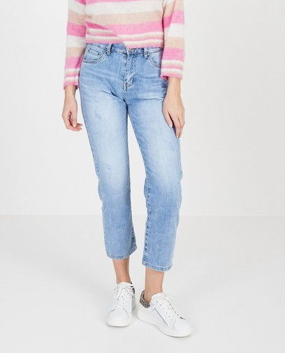 blauwe boyfriend jeans Ella Italia