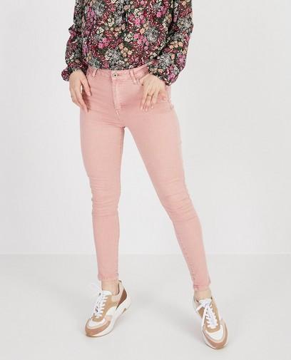 Roze skinny jeans Ella Italia