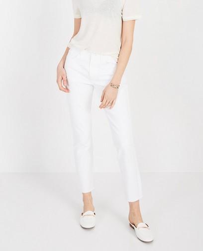 Pantalon blanc destroyed Karen Damen