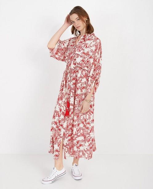 Robe maxi à imprimé Karen Damen - sur toute la surface - Karen Damen
