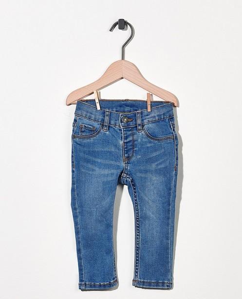 Lichtblauwe jeans met stretch - van denim - Cuddles and Smiles