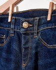 Jeans - Donkerblauwe jeans met stretch