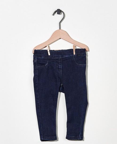 Donkerblauwe jeans BESTies - van denim - Besties