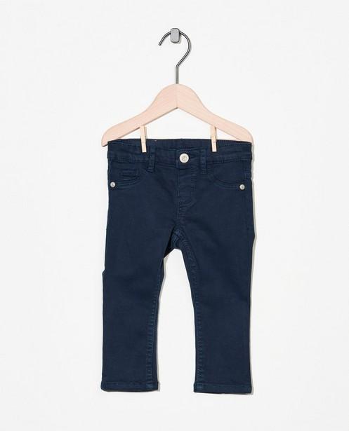 Pantalon bleu - avec taille réglable - Cuddles and Smiles