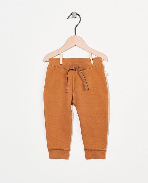 Pantalon en coton bio - stretch - Cuddles and Smiles