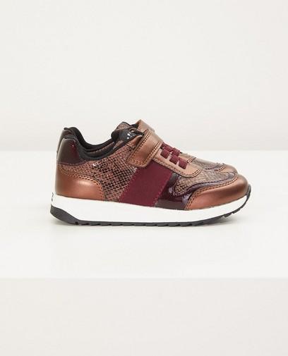 bordeaux sneakers, maat 27-32