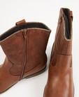 Schoenen - Bruine laarzen, maat 33-38