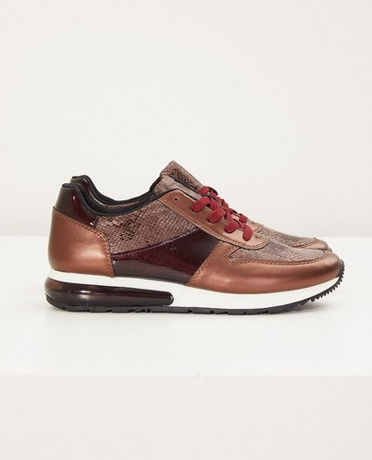 Bordeaux sneakers, maat 36-41