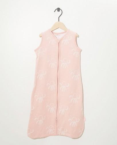 Roze slaapzak Jollein - 90 cm