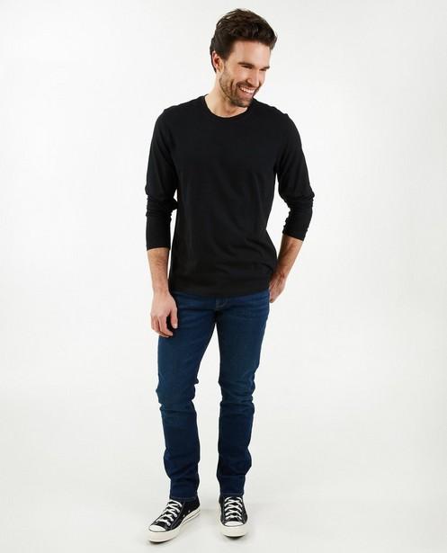 Donkerblauwe slim fit jeans Smith - stretch - JBC