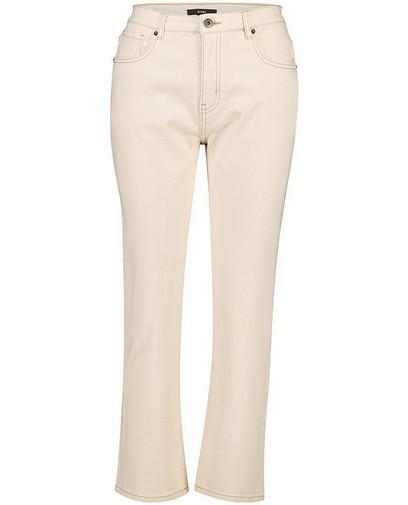 Beige jeans, straight fit Sora