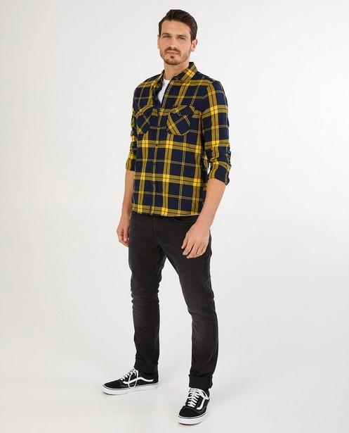 Chemise jaune à carreaux O'Neill - imprimé intégral - O'Neill