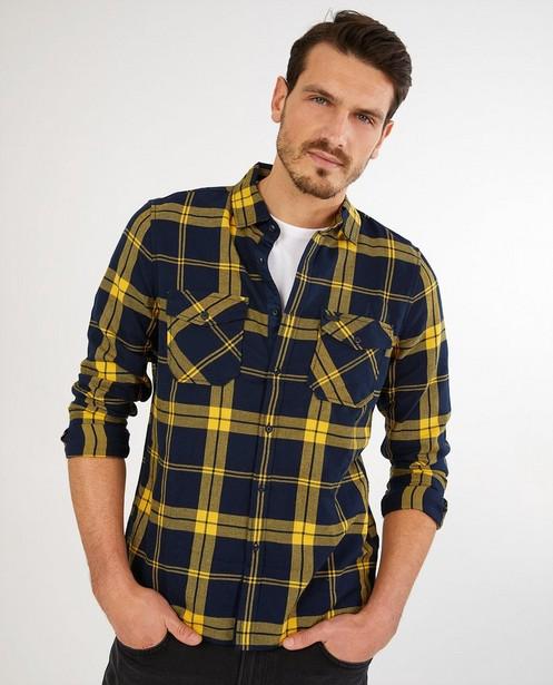 Chemises - Geel hemd met ruiten O'Neill