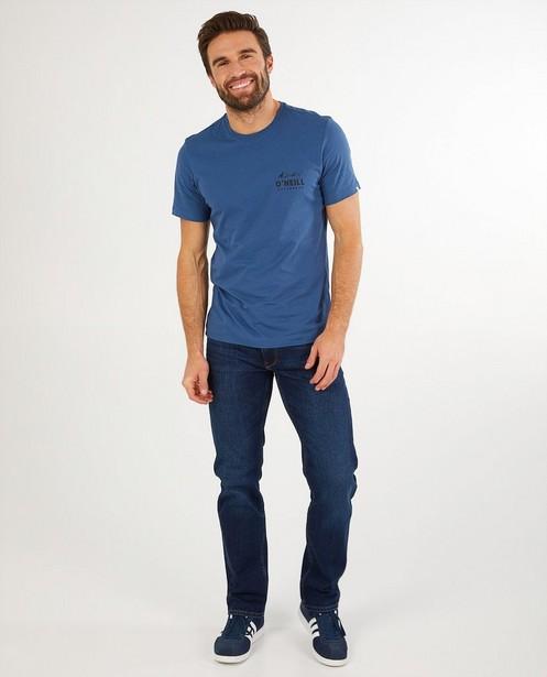 T-shirt bleu à imprimé O'Neill - stretch - O'Neill