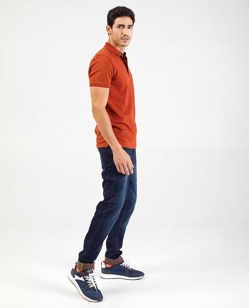 Jeans slim bleu foncé - Jet - avec du stretch - Blend