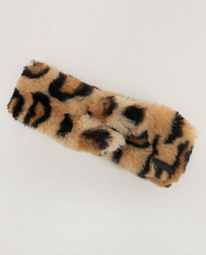 Hoofdband met faux fur Tumble 'n Dry