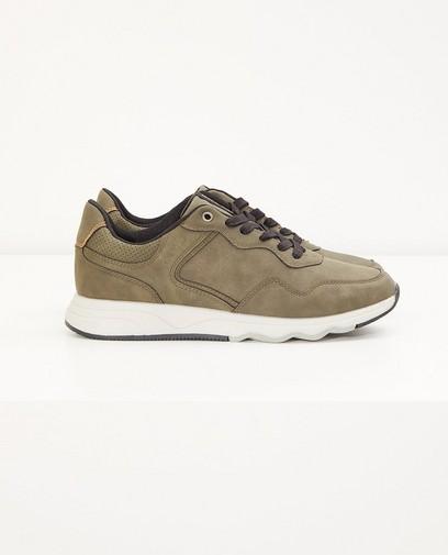 Groene sneakers, maat 40-46