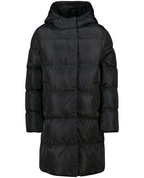 Long manteau d'hiver noir Cost:Bart - rembourré - Cost:Bart