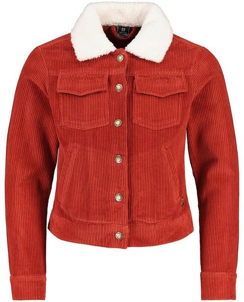 Veste rouge Indian Blue Jeans - velours côtelé - Indian Blue