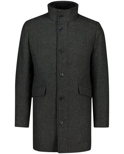Manteau d'hiver gris foncé 2 en 1