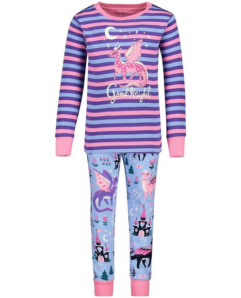 Pyjama met glow in the dark Hatley - en print - Hatley