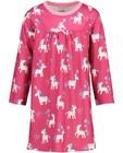 Roze nachtkleed met print Hatley - allover - Hatley