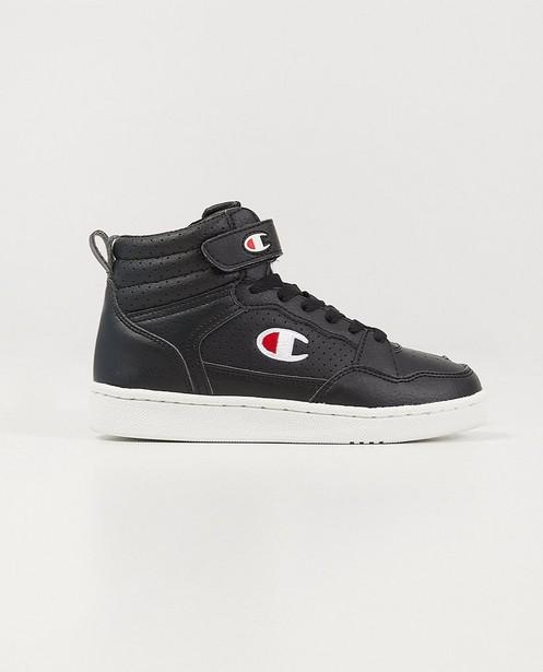 Hoge Champion-sneakers, maat 33-39 - in zwart - Champion