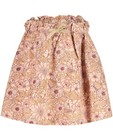 Roze rok met bloemenprint Enfant - allover - Enfant