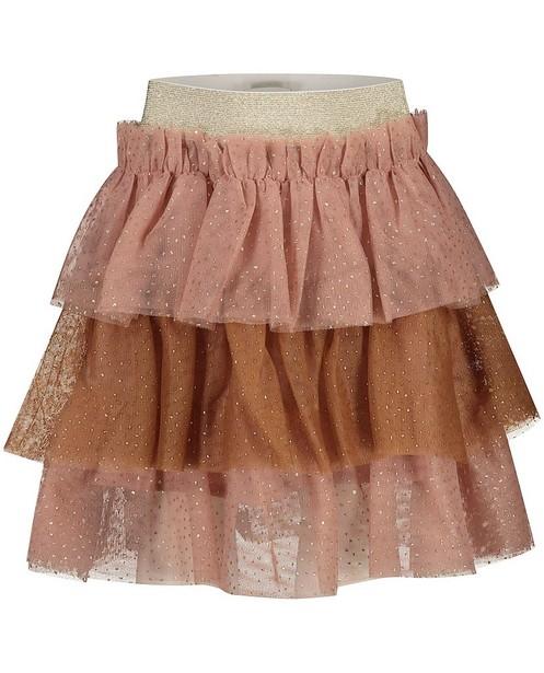 Roze rok met tule Enfant - met glitterstipjes - Enfant