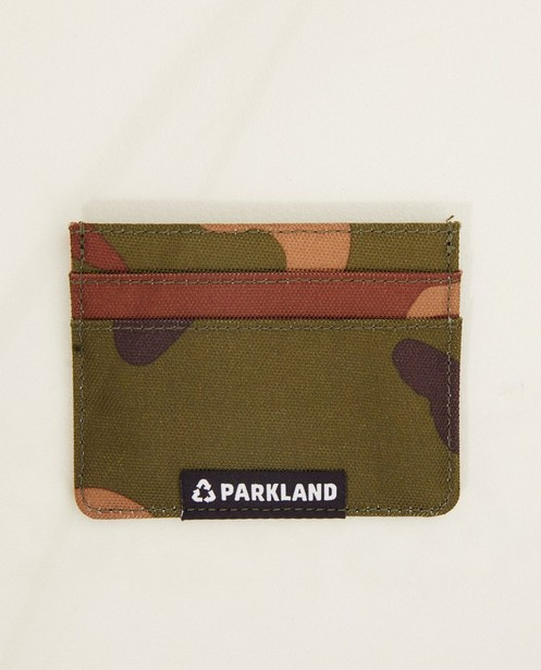 Recycelter Kartenhalter Parkland - 100 % recycelt - Parkland