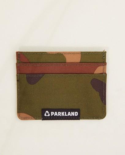 Gerecycleerde kaarthouder Parkland
