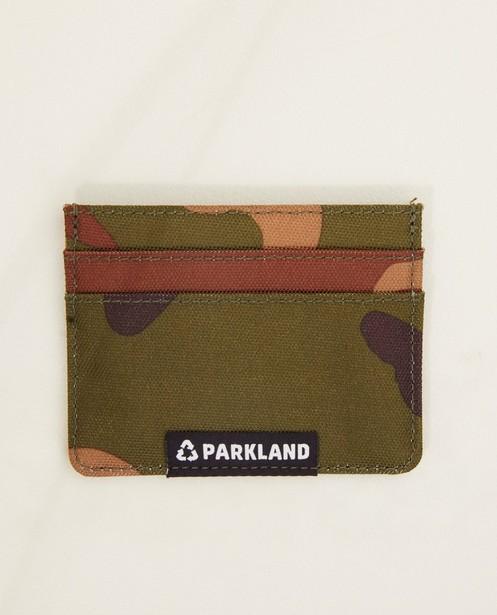 Porte-cartes recyclé Parkland - 100% recyclé - Parkland