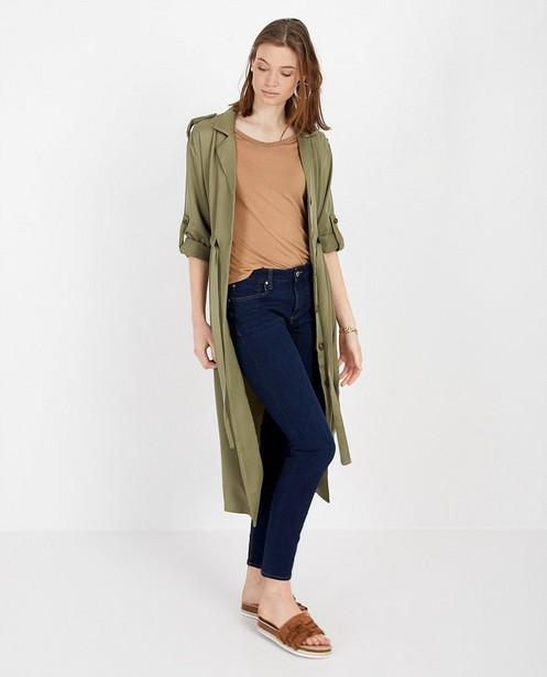 Skinny bleu Izabell s.Oliver - mid rise - S. Oliver