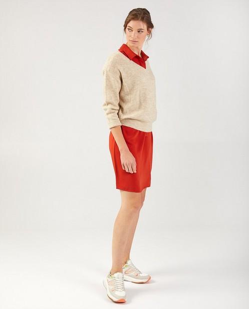 Robe rouge Sora - unis - Sora