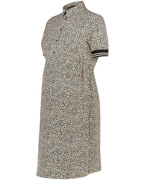 Robe imprimé léopard JoliRonde - grossesse - Joli Ronde