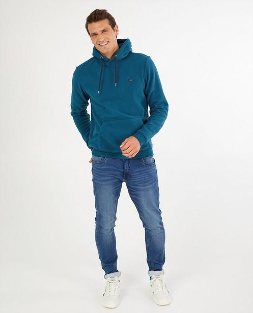 Duurzame hoodie van fleece I AM - milieubewust - I AM