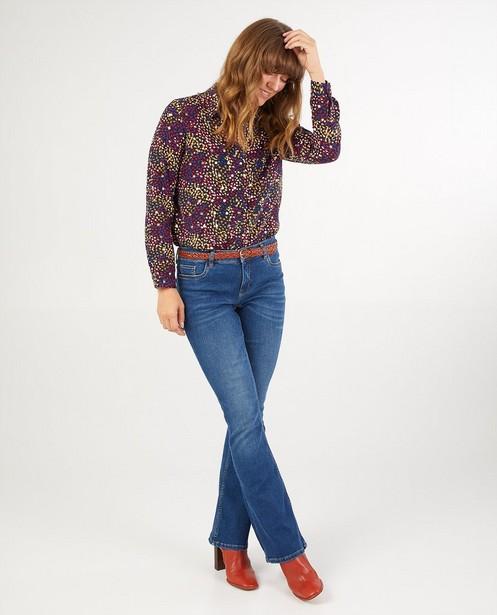 Bootcut jeans Sara De Paduwa - mid rise - Sara de Paduwa